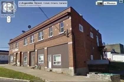 Multi-family Home for sale in 1 PROSPECT AVE, Cobalt, Ontario, P0J1C0