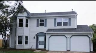 Single Family for sale in 1617 Sinking Creek Drive, Virginia Beach, VA, 23464