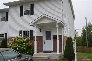 Residential Property for sale in 175 Riverside Drive 1, Fredericton, New Brunswick