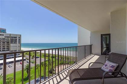 Residential Property for sale in 1460 GULF BOULEVARD 812, Clearwater, FL, 33767