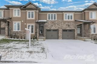 Townhouse for sale in 120 Vineberg Drive 33, Hamilton, Ontario