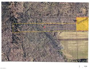 Land for sale in Stanhope Kelloggsville Rd, Andover, OH, 44003