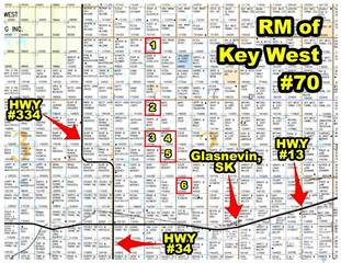 Farm And Agriculture for sale in RM KEY WEST, RM of Key West No 70, Saskatchewan