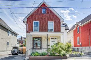 Duplex for sale in 99 Sherbrooke Ave, Ottawa, Ontario