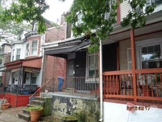 Residential for sale in 709 Southard , Trenton, NJ, 08618