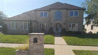Single Family for sale in 14880 Harbor Drive, Oak Forest, IL, 60452