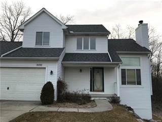 Single Family for rent in 595 AKRAM, Oxford, MI, 48371