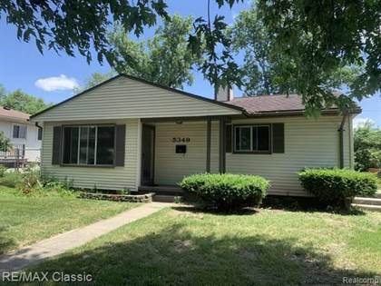 Residential Property for rent in 5349 MILITARY Avenue, Brighton, MI, 48116
