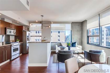 Residential Property for sale in 350 11th Ave 731, San Diego, CA, 92101