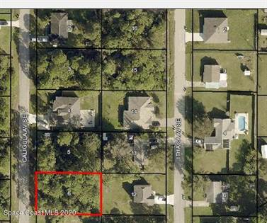 Lots And Land for sale in 985 Caligula Avenue, Palm Bay, FL, 32909