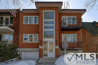Multi-family Home for sale in 576-578 Rue Taillon, Montreal, Quebec