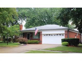 Single Family for sale in 14192 BERWICK Street, Livonia, MI, 48154