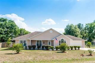Single Family for sale in 16830 Cherry Street, Brooker, FL, 32622