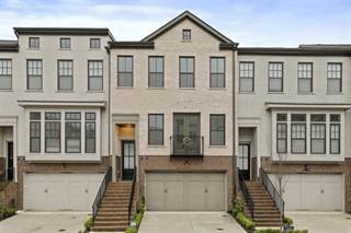 Townhouse for sale in 1693 Foxhall Drive, Dunwoody, GA, 30338