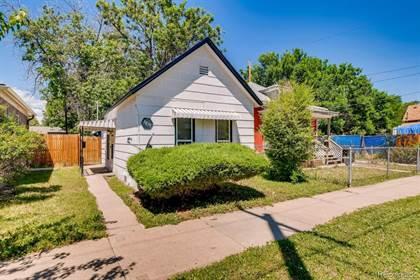 Residential Property for sale in 3837 Alcott Street, Denver, CO, 80211