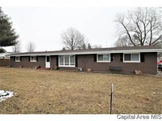 Single Family for sale in 2 CONESTOGA DR, Auburn, IL, 62615