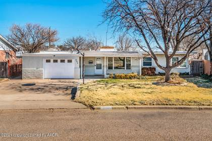 Residential Property for sale in 203 Ozmer St., Borger, TX, 79007