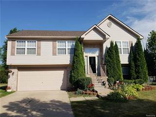 Single Family for sale in 8433 CENTER Drive, Romulus, MI, 48174