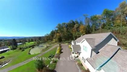 Residential Property for sale in 1004 Hooper Rd., Endicott, NY, 13760
