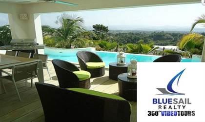 Residential Property for sale in Spectacular Views, 4 Bed 5 Bath Mountain Top Luxury Villa, Rio San Juan, Rio San Juan, Puerto Plata