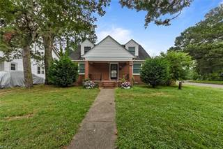 Single Family for sale in 2100 Evergreen Place, Portsmouth, VA, 23704