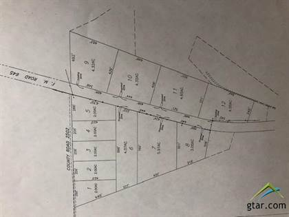 Lots And Land for sale in Lot 8 00 FM 645, Tennessee Colony, TX, 75861