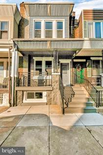 Residential Property for sale in 2619 W THOMPSON STREET, Philadelphia, PA, 19121