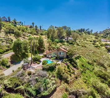 Residential Property for sale in 11340 Explorer RD., La Mesa, CA, 91941