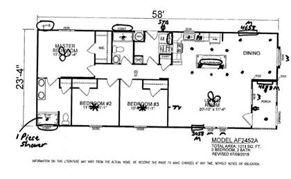 Residential Property for sale in 11705 Edgewood RD 138, Auburn, CA, 95603