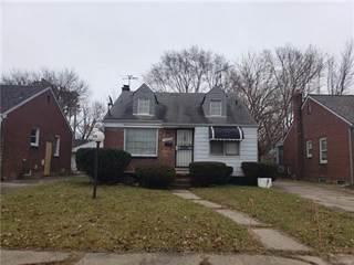 Single Family for sale in 11968 DUCHESS Street, Detroit, MI, 48224