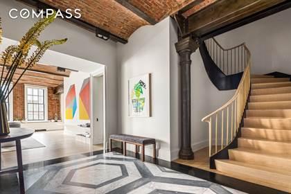 Residential Property for sale in 293 Lafayette Street PH-V, Manhattan, NY, 10012