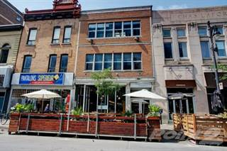 Comm/Ind for sale in 71A-75A Rue Ste-Catherine E., Montreal, Quebec