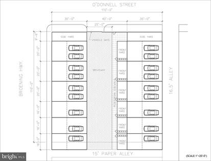 Lots And Land for sale in O'DONNELL STREET, Baltimore City, MD, 21224