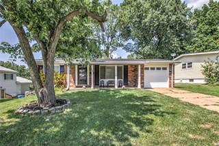 Single Family for rent in 1225 Derhake Road, Florissant, MO, 63033