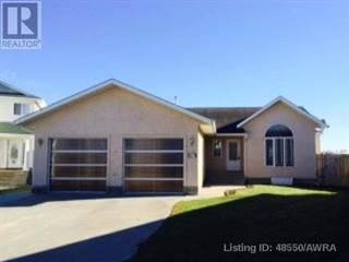 Single Family for sale in 27 PATTERSON PLACE, Whitecourt, Alberta, T7S1W5