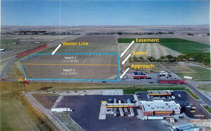 Lots And Land for sale in 00 Highway 47, Hardin, MT, 59034