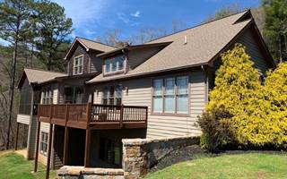 Single Family for sale in 33 HARBOUR HEIGHTS, Hayesville, NC, 28904