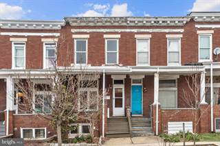 Townhouse for sale in 210 W 27TH ST, Baltimore City, MD, 21218