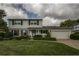 Single Family for sale in 17785 Country Club Drive, Livonia, MI, 48152