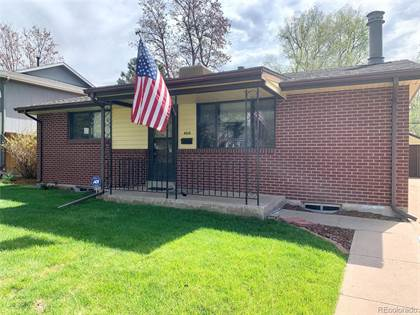 Residential Property for sale in 4616 S Pearl Street, Englewood, CO, 80113