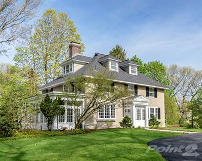 Single-Family Home for sale in 11 Hillside Road , Wellesley, MA, 02481