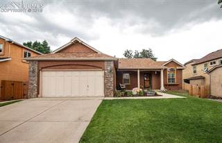 Single Family for sale in 3140 Boot Hill Drive, Colorado Springs, CO, 80922
