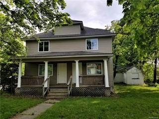Multi-family Home for sale in 315 VOORHEIS Street, Pontiac, MI, 48341