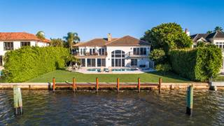 Single Family for sale in 1435 Lands End Road, Manalapan, FL, 33462