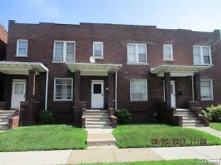 Multi-family Home for sale in 1502 CAMPBELL Street, Detroit, MI, 48209