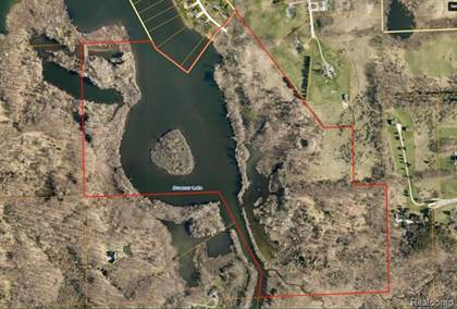 Lots And Land for sale in 00 Tamryn Boulevard, Rose Township, MI, 48442
