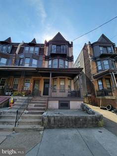 Multifamily for sale in 4212 W GIRARD AVENUE, Philadelphia, PA, 19104