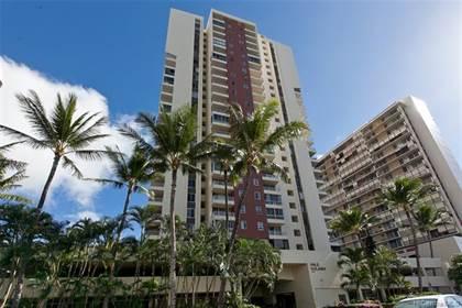 Residential Property for sale in 2740 Kuilei Street 1806, Honolulu, HI, 96826