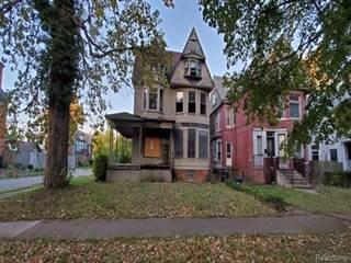 Single Family for sale in 4301 AVERY Street, Detroit, MI, 48208