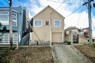 Single Family for sale in 259 Wilson ST, San Francisco, CA, 94112